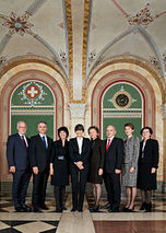 List of members of the Swiss Federal Council