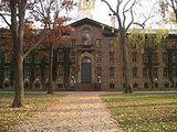 History of Princeton University