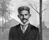 Mohandas Karamchand Gandhi in South Africa