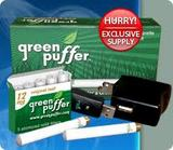 Green Puffer Electronic Cigarette Best To Another