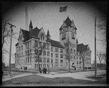 Old Main (Wayne State University)