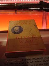 Winston Churchill as writer
