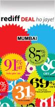 Rediff Mumbai Deals