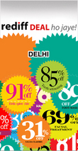 Rediff Delhi Deals