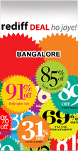 Rediff Bangalore Deals