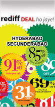 Rediff Hyderabad Deals