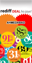 Rediff Ahmedabad Deals