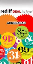 Rediff Ahmedabad Deals