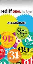 rediff allahabad deals - Rediff Allahabad Deals