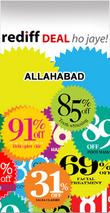 Rediff Allahabad Deals