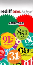 Rediff Amritsar Deals