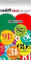 Rediff Amritsar Deals