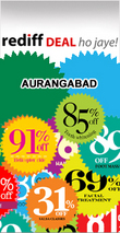 Rediff Aurangabad Deals