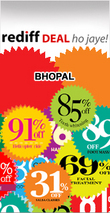 Rediff Bhopal Deals