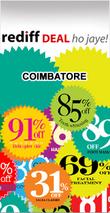 Rediff Coimbatore Deals