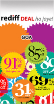 Rediff Goa Deals