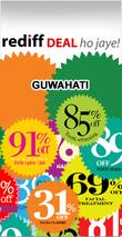 Rediff Guwahati Deals