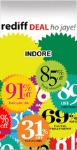 Rediff Indore Deals