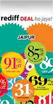 Rediff Jaipur Deals
