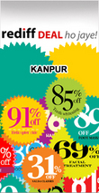 Rediff Kanpur Deals