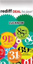 Rediff Lucknow Deals