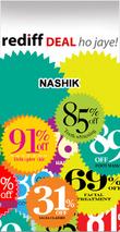 Rediff Nashik Deals