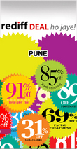 Rediff Pune Deals