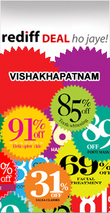 Rediff Vishakhapatnam Deals
