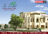 Ansal Garden Homes Villas Gurgaon