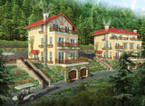 dlf samatara villas shimla - DLF Samatara Villas Shimla