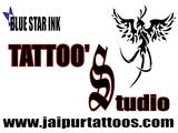 Blue Star ink Tattoo Studio   mo.no 9001241251