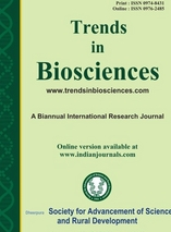 TRENDS IN BIOSCIENCES