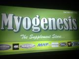 Myogenesis - The Supplement Store
