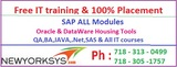 oracle apps financials training with placement