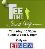 Tee Time With Shaili Chopra