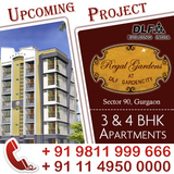 DLF Regal Gardens garden City Gurgaon