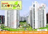 Parsvnath Exotica Gurgaon