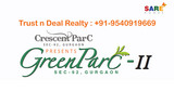 Sare Crescent Parc Green Parc Gurgaon