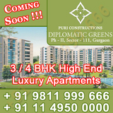 Puri Diplomatic Greens Phase 2