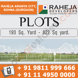 Raheja Plots Sohna Road