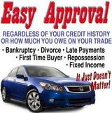 Bad Credit Car Finance In England