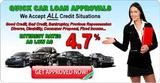 Bad Credit Car Finance In Nottingham