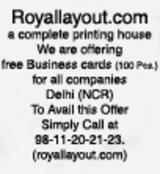 Royal layout