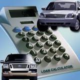 guaranteed car finance calculator
