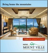 Mapsko Mountville gurgaon