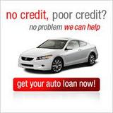 finance cars with no credit