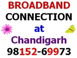 Mohali broadband connection in chandigarh