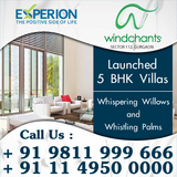 Experion WindChants Villas Gurgaon