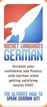 I want to learn German