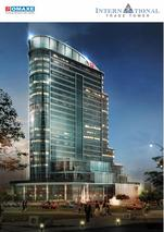 Omaxe International Trade Tower Mullanpur Chandigarh